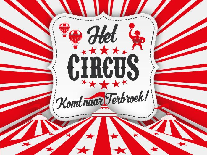 Het circus komt naar Terbroek