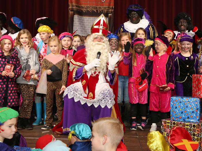 Intocht Sinterklaas Terbroek 2019